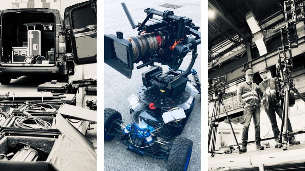 Video-Equipment gaschler media