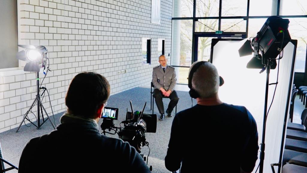 Videoproduktion Interview gaschler media